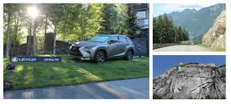 lexus powertrain warranty canada driving the 2015 lexus nx on the gorgeous roads of whistler bc
