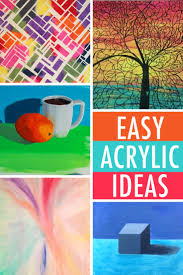 painting ideas for rooms adults easy watercolor beginners