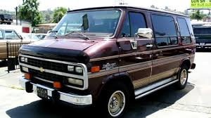 1 owner 25 000 mile chevrolet g20 conversion van 1500 vandura
