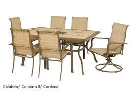 Fall River 7 Piece Patio Dining Set - casual living worldwide