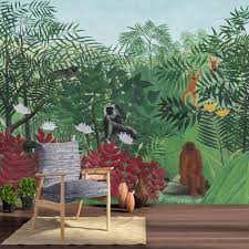 popular tropical wall murals buy cheap tropical wall murals lots custom wallpaper murals southeast asia style tropical rainforest background wall mural wallpaper living room sofa bedroom