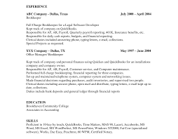 wondrous ideas payroll clerk resume camp caretaker sample resume