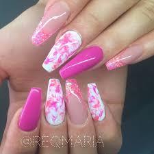 577 best acrilic nails images on pinterest coffin nails acrylic
