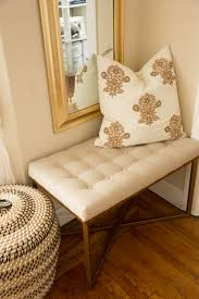 Corner Living Room Decorating Ideas - cool design ideas for cushioned bench 17 best ideas about tufted