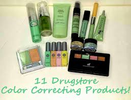 living and loving makeup 11 drugstore color correcting u0026 anti