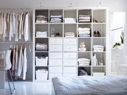 placard chambre ikea déco des idées pour emménager un dressing dans une chambre