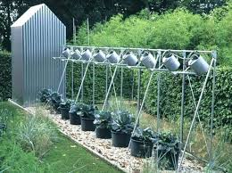 unusual garden ideas creative containers with flowers and summer