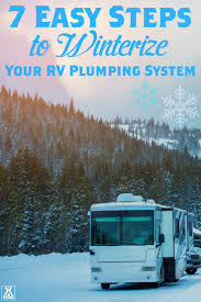 the 25 best winterize rv ideas on pinterest caravans trailer