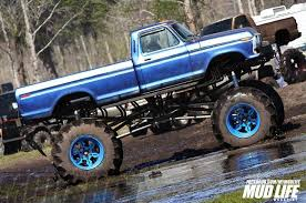ford mudding trucks pictures of blue ford trucks all pictures top