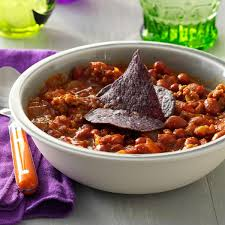 bewitched chili recipe taste of home