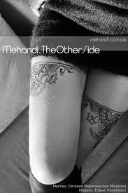 thigh tattoos quotes top 25 best thigh garter tattoo ideas on pinterest lace tattoo