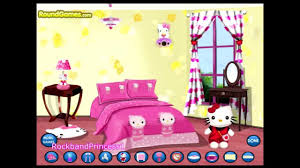 hello kitty online games hello kitty room decoration game dress