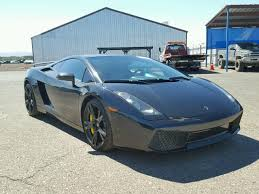lamborghini gallardo buy 2004 lamborghini gallardo 5 0l 10 for sale at copart auto