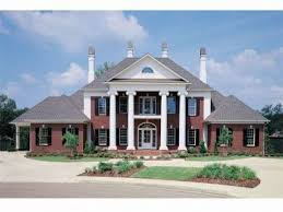Federal Style Home Plans by Southern Colonial Style House Plans Federal Style House Colonial