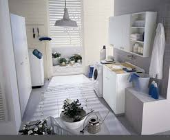 decorating dazzling ikea laundry room design with white wall