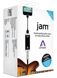 jam guitar interface for ipad u0026 mac apogee electronics