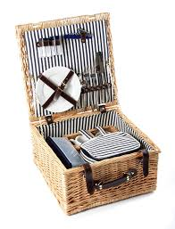 picnic basket for 2 greenfield collection sandbanks picnic basket for two picnicshop