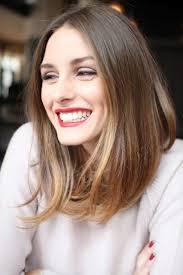 medium length hair with ombre highlights the best shoulder length hair cut ideas hair world magazine