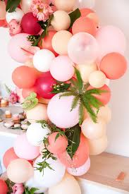 Tropical Theme Birthday Cake - tropical flamingo u0027s birthday party by the shift creative