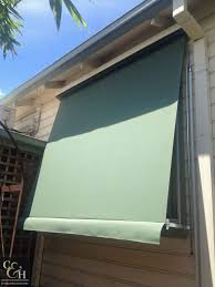Outdoor Canvas Awnings Canvas Awnings In Melbourne Campbell U0026 Heeps