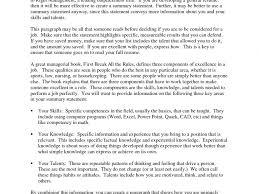 100 summary statement resume golf resumes resume cv cover