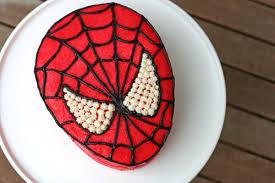 18 spidey sense tingling spiderman cakes