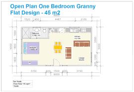 granny unit plans apartments 1 bedroom flat design bedroom granny flat designs