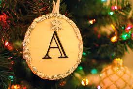diy ornament up