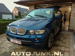 Bmw X5 4 8 - bmw x5 4 8 is foto u0027s autojunk nl 192295