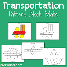 transportation activities and lesson plans for pre k and preschool