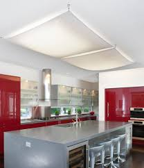 Kitchen Light Cover Silver Kitchens Ideas Inspiration Light Covers White Fabrics