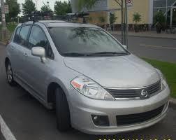 grey nissan versa file u002707 u002709 nissan versa hatchback front centropolis laval