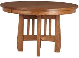 craftsman style dining room table sonora round table erik organic