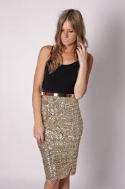 sequin skirt best 25 gold sequin skirt ideas on gold skirt