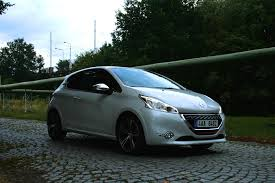 car peugeot 208 european review peugeot 208 gti the truth about cars