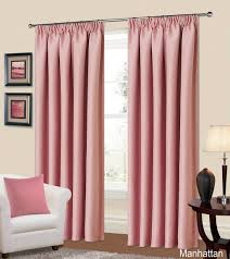 buy shawsdirect thermal blackout pencil pleat curtains online at