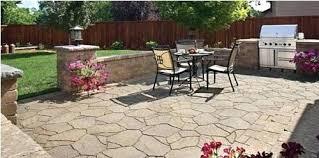 backyard cement designs outdoor goods