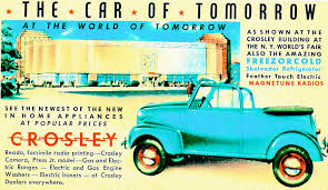 Crosley Radio Parts America U0027s Home Grown Kei Car U2013 The Rise And Fall Of The Crosley