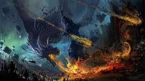 Wild Fire Vs Dragon Fire by Full Hd 1080p Dragon Wallpapers Hd Desktop Backgrounds 1920x1080