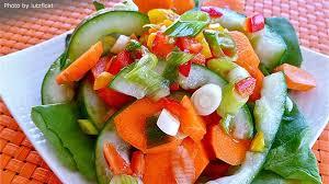 Garden Vegetable Salad by Vegetable Salad Recipes Allrecipes Com
