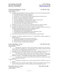 Factory Resume Examples by Detailed Resume Example