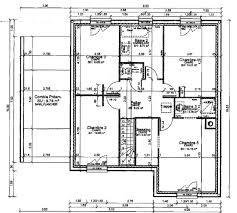 plan de maison 4 chambres avec age avis implantation maison plans 150m2 sh 12 messages