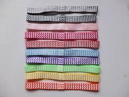 elastic hairband aliexpress buy printed foe headbands 16mm elastic hair band