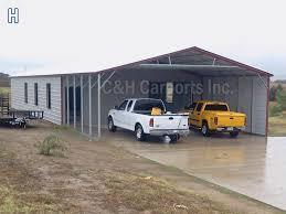 carports metal steel buildings garages rv boat covers