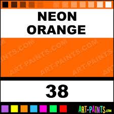 what color is orange neon orange wax colours encaustic wax beeswax paints 38 neon