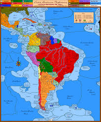 Map Of The Caribbean Political Map Of Central America And The Caribbean Nations Maps