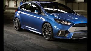 ford focus concept 2019 2018 ford focus rs500 luxury concept release
