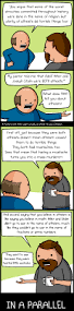 war in the name of atheism the oatmeal