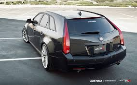 2014 cadillac cts v wagon photos cadillac cts v wagon w 20 ace convex wheels