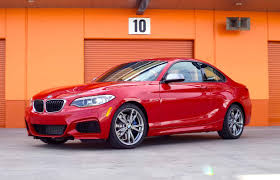 first drive 2014 bmw m235i coupe driving